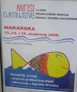 """""""Mirisi djetinjstva"""" u Makarskoj"""