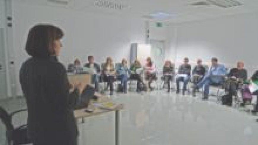 Radionica za novinare i urednike HRT-a