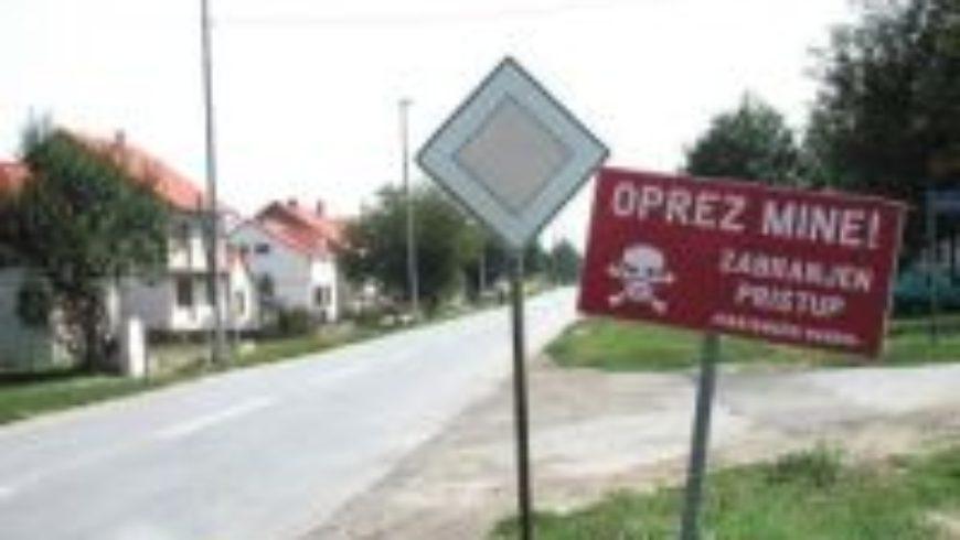 Posjet Hrvatskom centru za razminiranje