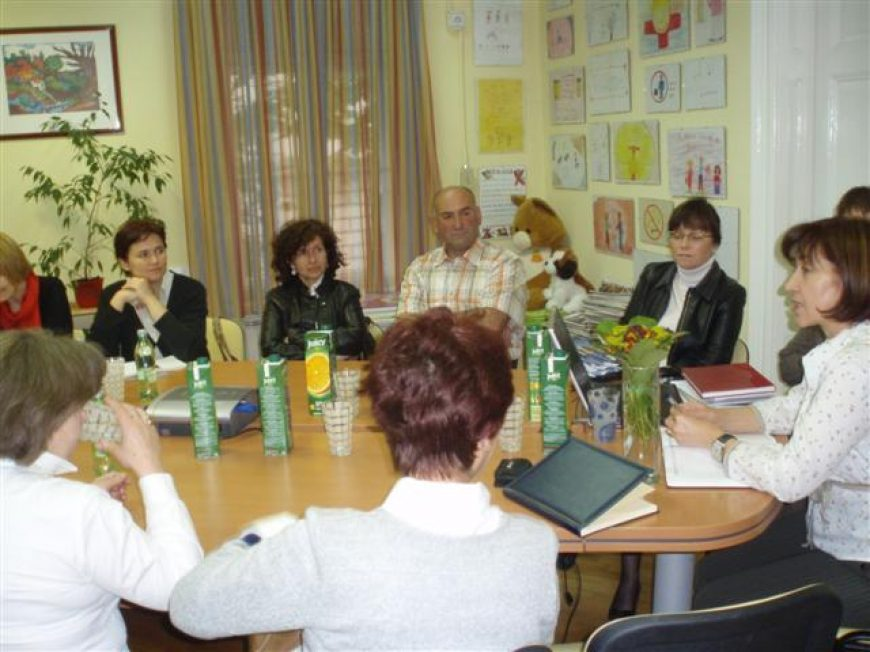 Studijski posjet stručnjaka u području suzbijanja nasilja u obitelji iz Beograda