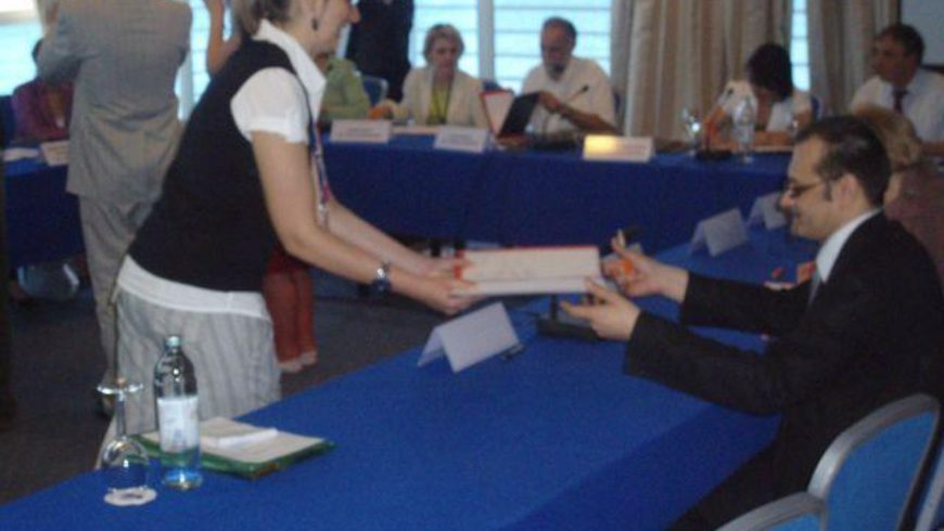 CRONSEE Memorandum of Understanding Signed