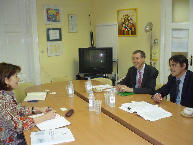 Susret s predstavnicima Delegacije Europske komisije