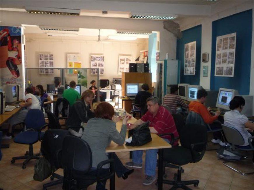 Posjet Otvorenoj računalnoj radionici u Zagrebu