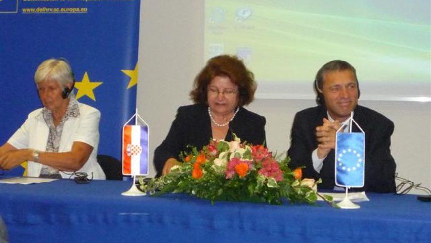 Projekt potpore obrazovanju i zapošljavanju Roma