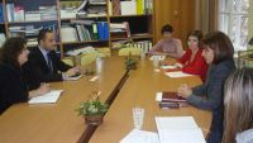 Sastanak s predstavnicima Hrvatskog zavoda za zdravstveno osiguranje