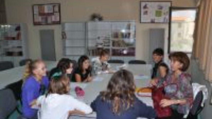 Posjet osnovnoj školi na otoku Krku