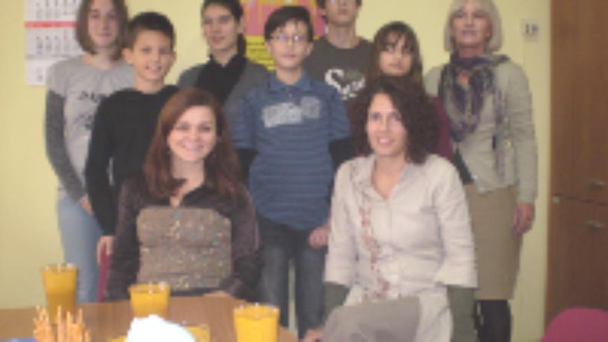 Šibenski učenici u splitskom uredu pravobraniteljice za djecu