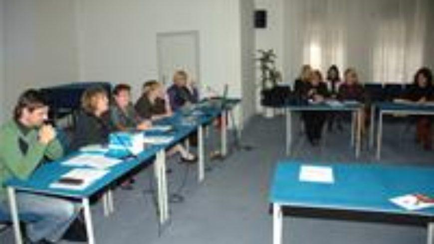 Okrugli stol o razvoju udomiteljstva