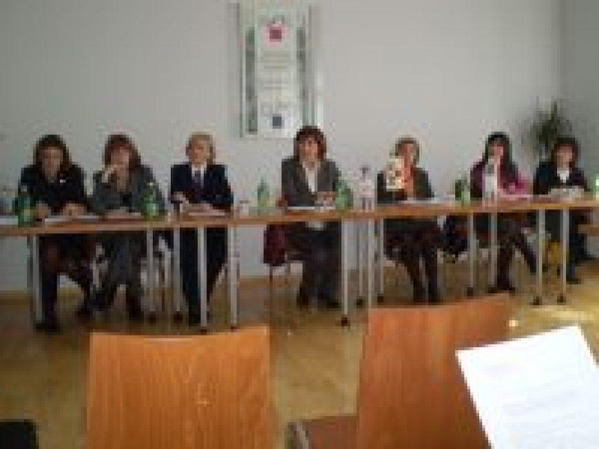 Mila Jelavić na stručnom skupu Hrvatske odvjetničke komore u Osijeku