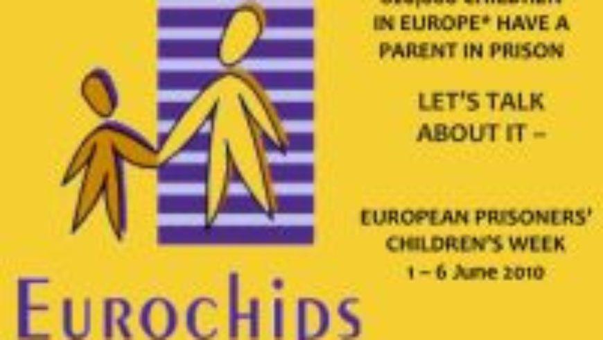 Europski tjedan djece čiji su roditelji u zatvoru 1. – 6. lipnja