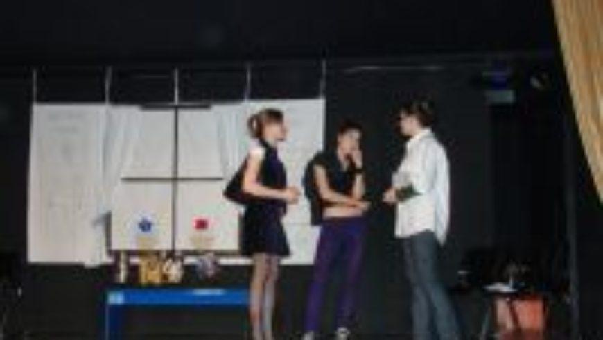 Učenici Upravne i birotehničke škole u Zagrebu organizirali Mliječni dan