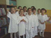 Posjet djece iz Dječjeg vrtića Jarun