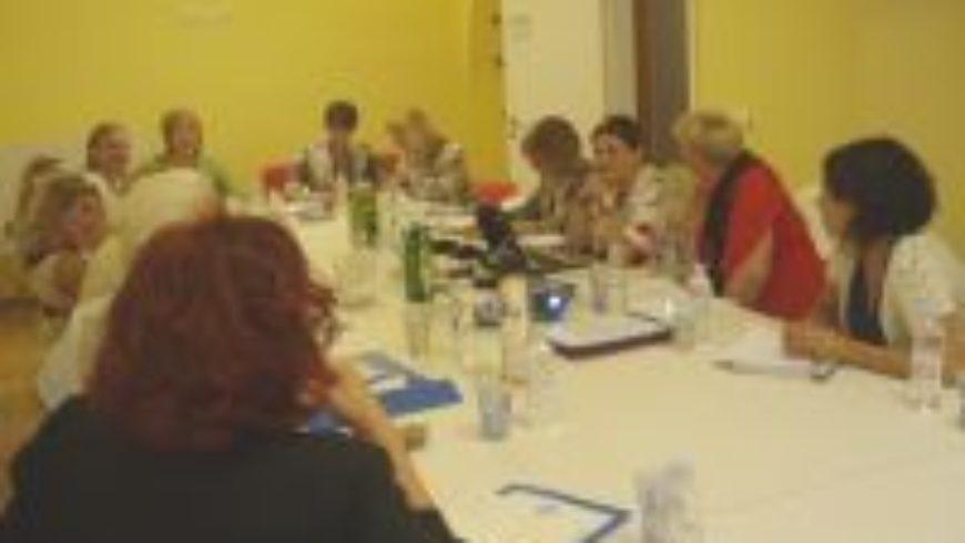 Suradnja s Centrom za nestalu i iskorištavanu djecu Jugoistočne Europe