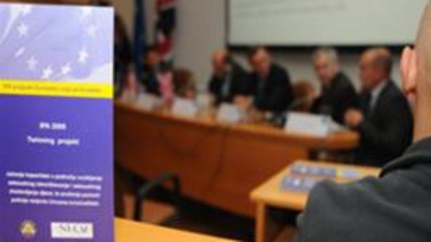Svečano otvaranje  projekta IPA 2009.