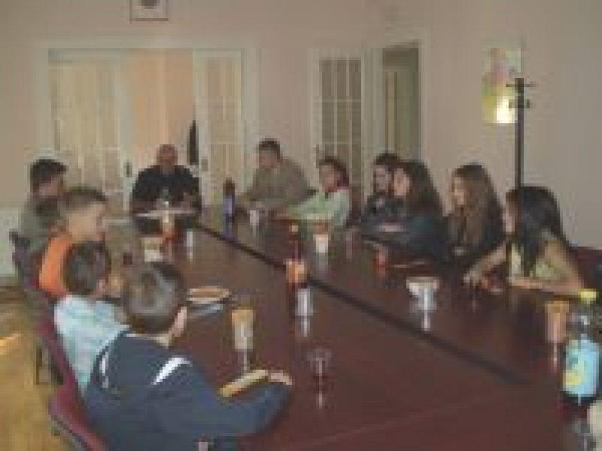Djeca iz Borova posjetila ured pravobraniteljice u Osijeku