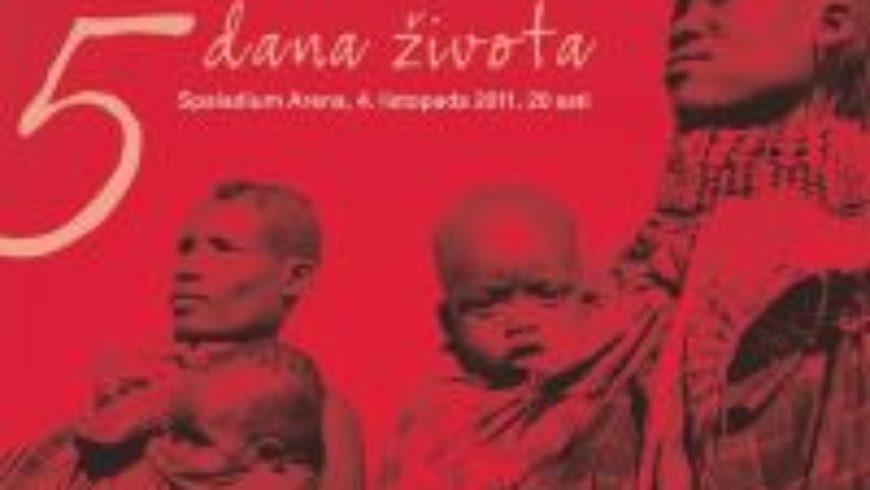 """""""Pet dana života"""" za djecu Roga Afrike"""