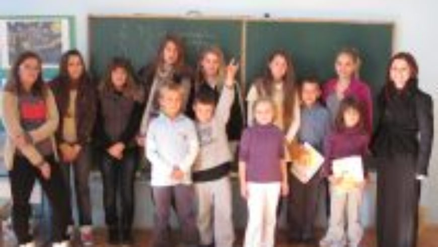 Posjet Osnovnoj školi A. Anđelinovića u Sućurju na Hvaru