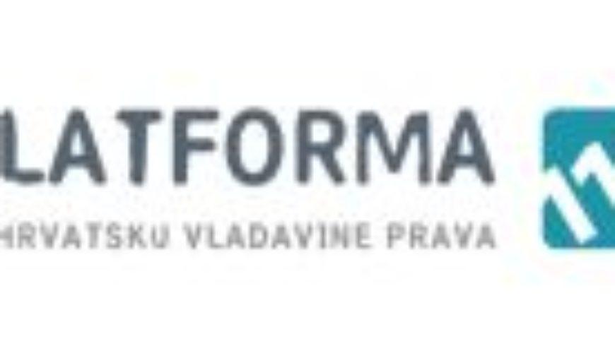 Platforma 112 ocijenila rad vlasti