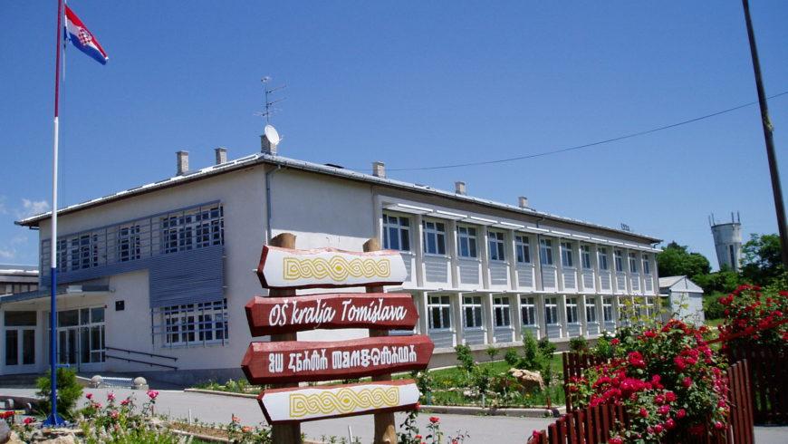 Posjet vrtiću i školama u Ličko-senjskoj županiji