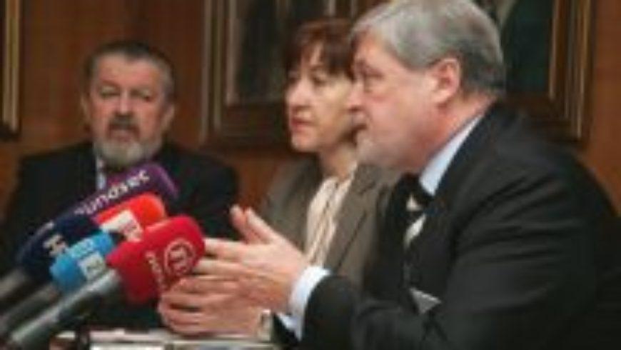 Pravobraniteljica i HOK na konferenciji za novinare