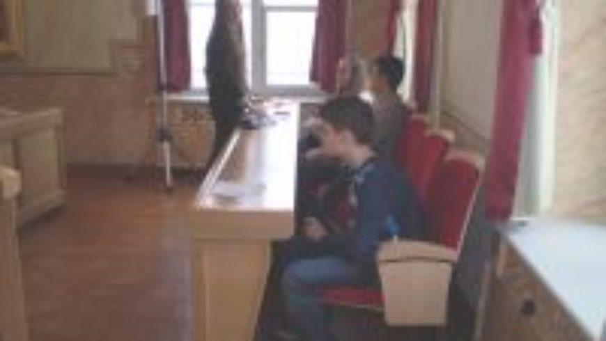 """Projekt """"Vježbajmo zajedno"""" Dječjeg gradskog vijeća Osijeka"""