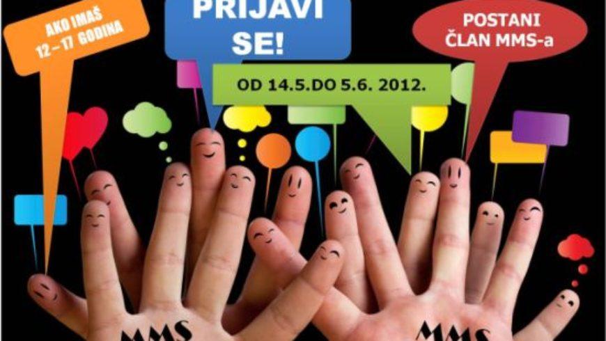 Otvoren natječaj za Mrežu mladih savjetnika – MMS
