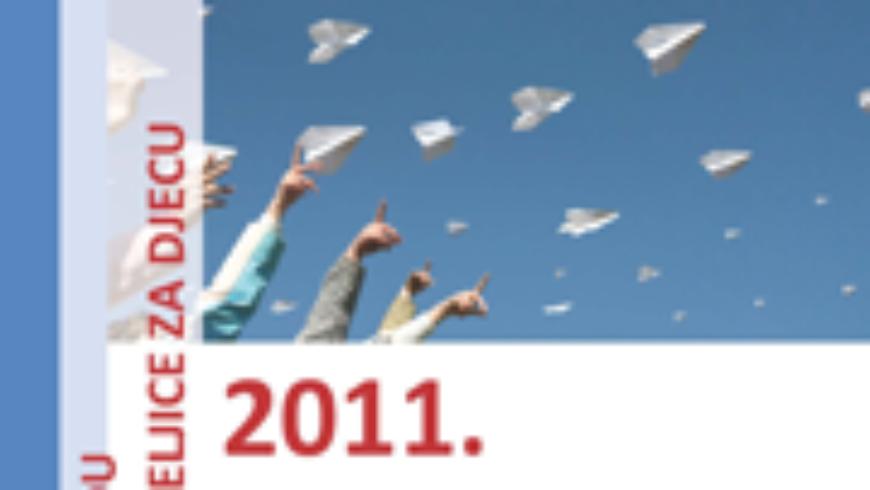 Prihvaćeno Izvješće pravobraniteljice za djecu za 2011. godinu