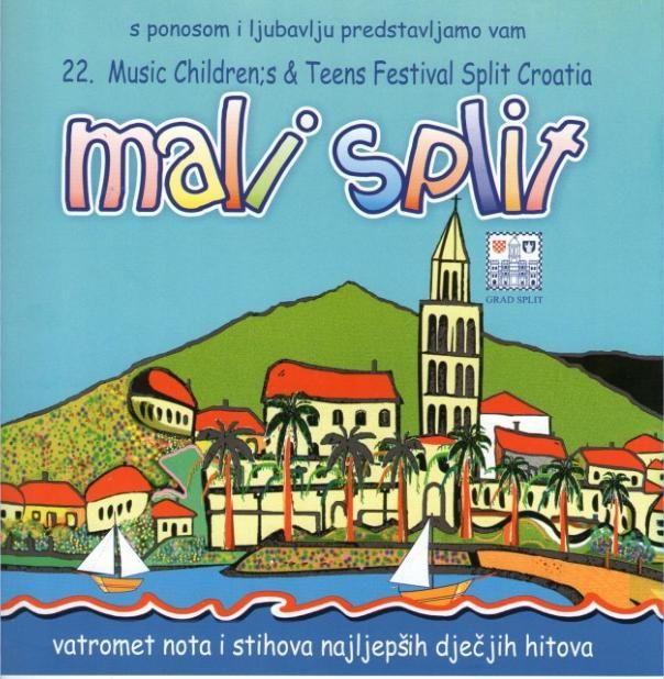 """Dječji festival """"Mali Split"""""""