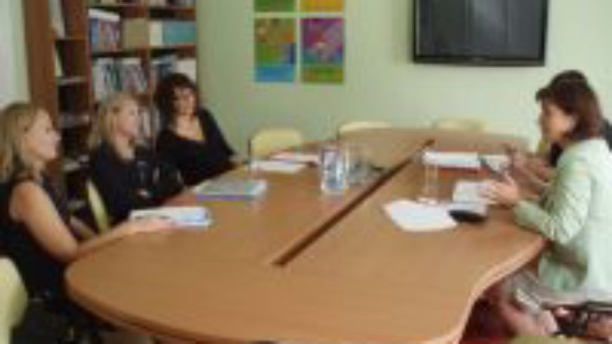 Susret s regionalnom direktoricom UNICEF-a