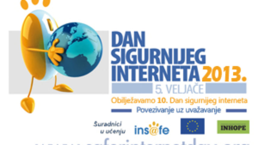 Dan sigurnijeg interneta 5. veljače 2013