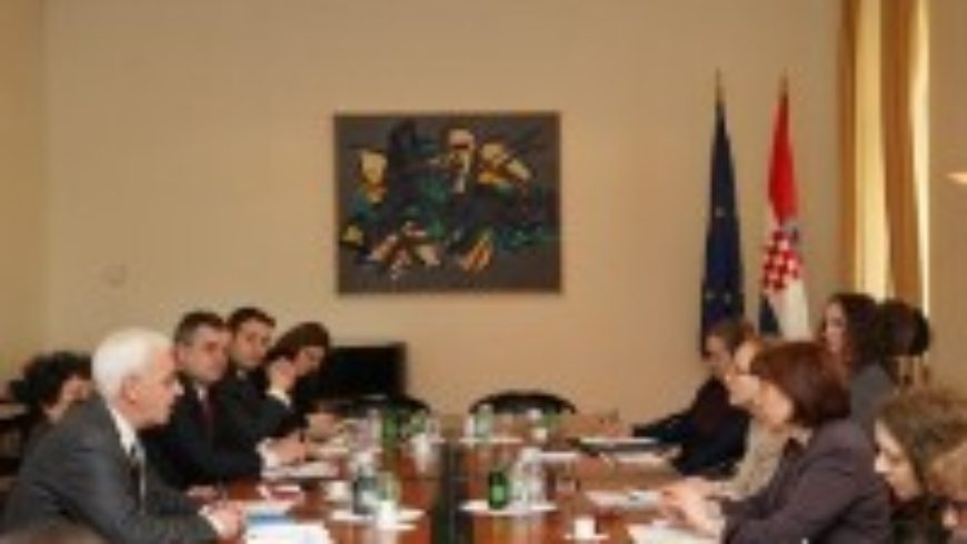 Susret pravobraniteljica s izaslanstvom Skupštine Crne Gore