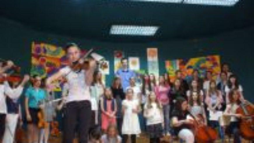 Dan škole OŠ D. Kušlana u Zagrebu