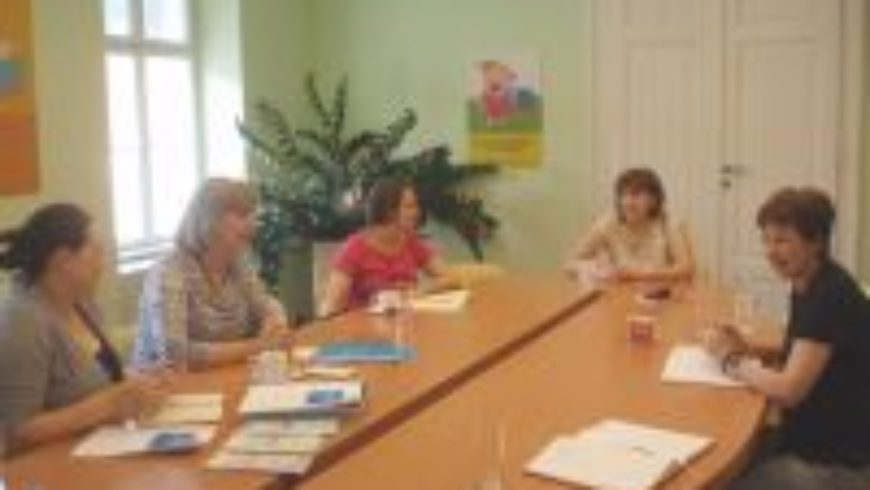 Sastanak s predstavnicama UNICEF-ovog ureda za Hrvatsku