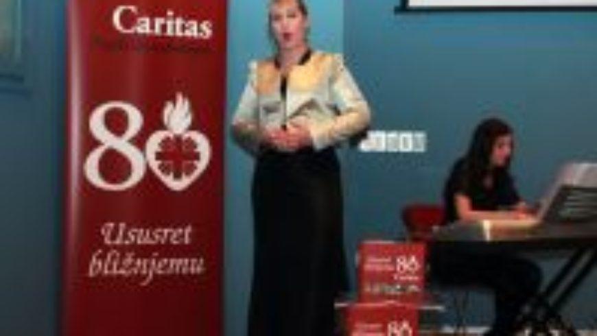 Proslava 80. obljetnice Caritasa Zagrebačke nadbiskupije