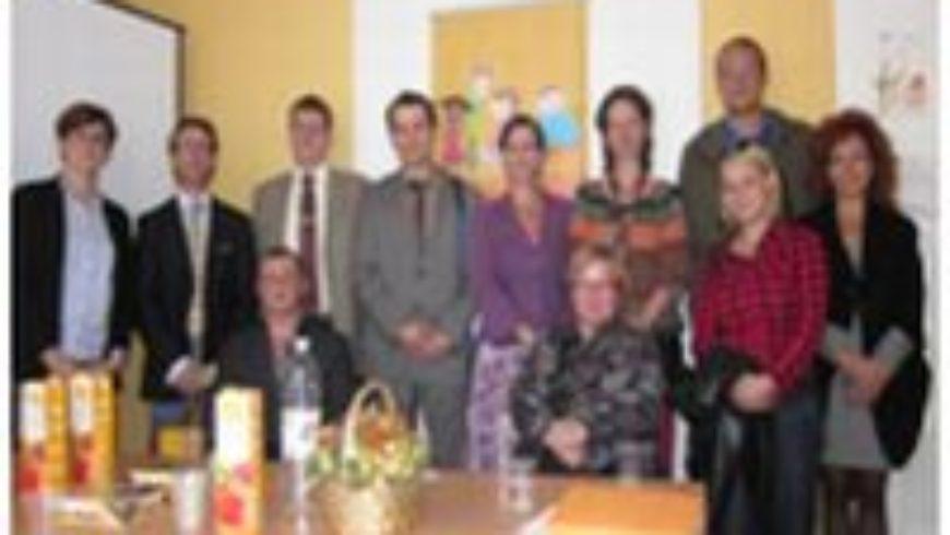Program razmjene pravosudnih dužnosnika Europe