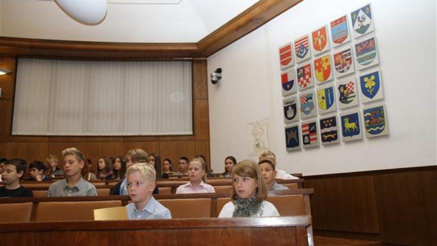 Djeca kao saborski zastupnici