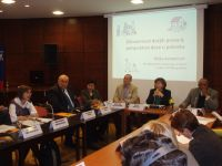 The CRONSEE Meeting in Zagreb: Children on the Move