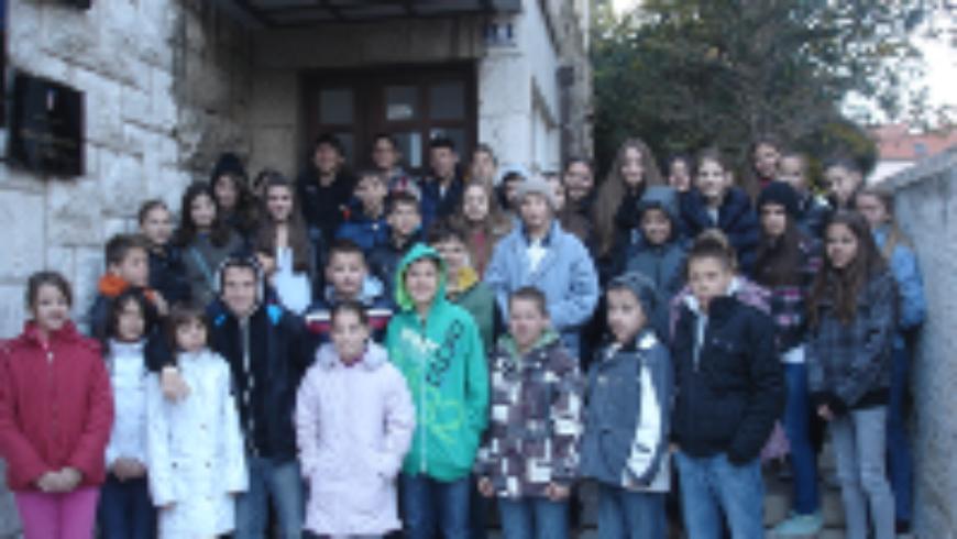Učenici iz Kostanja u splitskom uredu pravobraniteljice