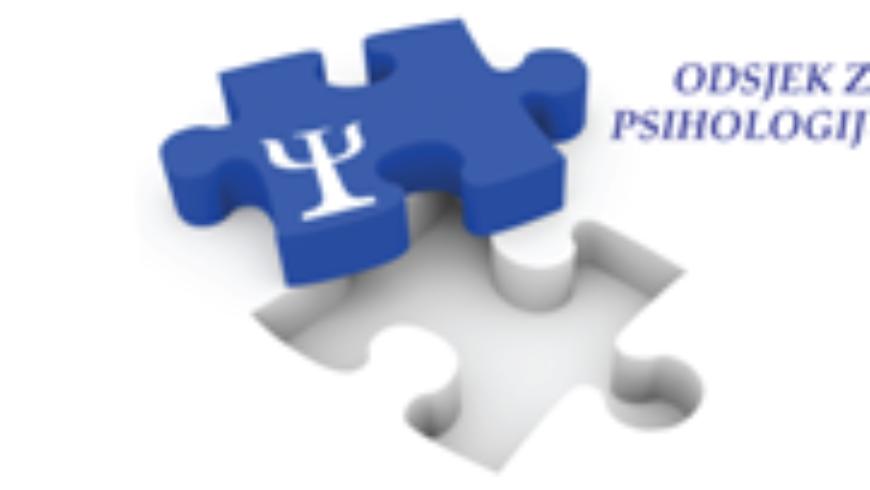 Predavanje studentima psihologije u Zagrebu