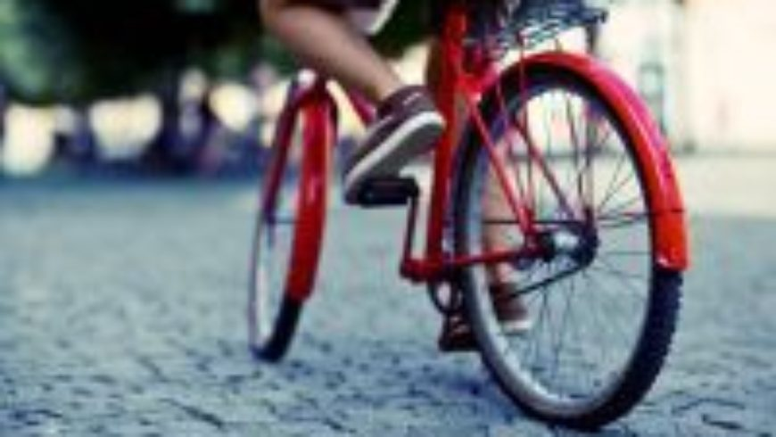 Sigurnost djece u vožnji biciklom