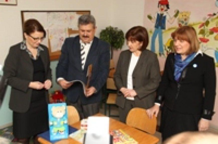 UNICEF opremio zatvorske prostorije za posjete djece roditeljima