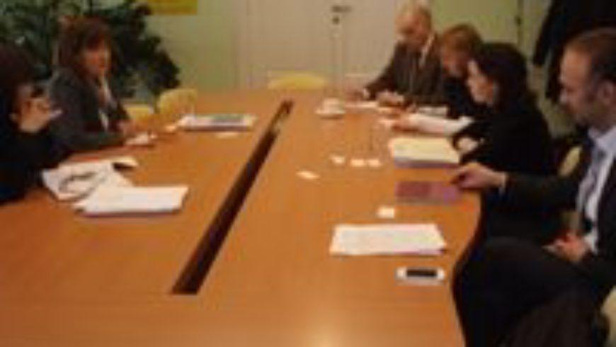 Susret s predstavnicima Svjetske banke u Hrvatskoj