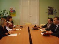 Sastanak sa zastupnikom nacionalnih manjina Veljkom Kajtazijem