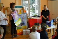 Posjeti knjižnicama uz Međunarodni dan dječje knjige
