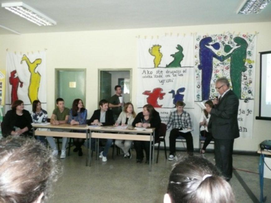 """Tribina u Makarskoj """"Škola, mjesto po mjeri učenika"""""""