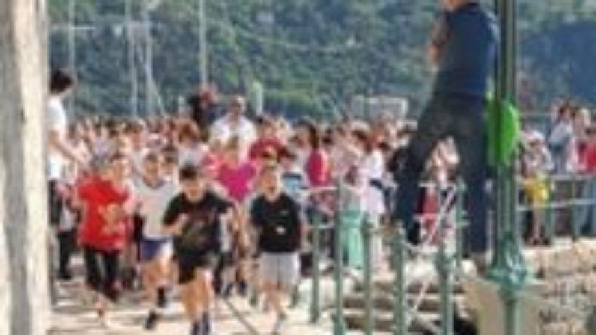 Pravobraniteljica pozdravila sudionike dječjeg maratona u Opatiji