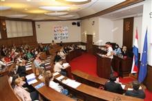 Sjednica Dječjih foruma iz cijele Hrvatske u Saboru