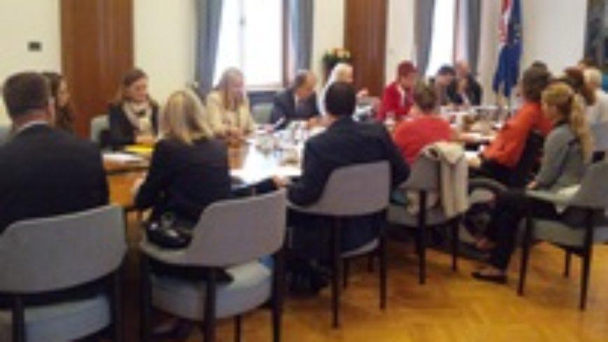 Univerzalni periodični izvještaj o stanju ljudskih prava u Hrvatskoj