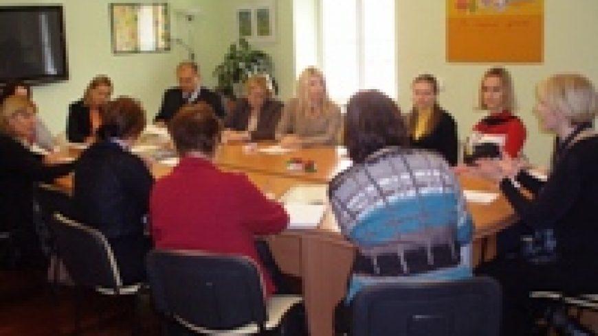 Sastanak s predstavnicima Povjerenika za informiranje i AZOP-a