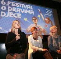 Najava Festivala o pravima djece i film o bullyingu